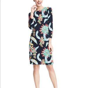 NEW • Draper James • Georgine Floral Knit Dress S